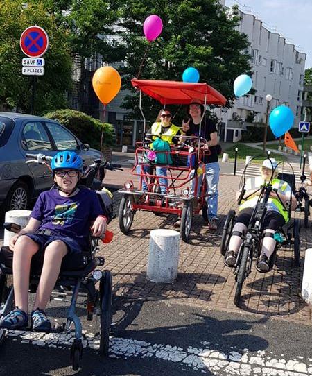 Photo de vélo